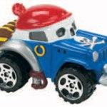 Matchbox Pre-Production Pirate Car