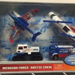 Matchbox 2012 Mission Force - Arctic Crew