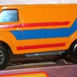 Matchbox MB068-03 : Chevy Van