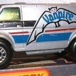 Matchbox MB068-23 : Chevy Van
