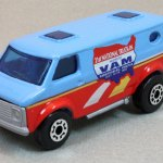 Matchbox MB068-42 : Chevy Van