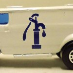 Matchbox MB068-C2-10 : Chevy Van