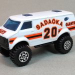 Matchbox MB102-12 : 4x4 Chevy Van