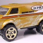 Matchbox MB102-42 : 4x4 Chevy Van