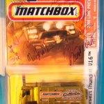 Matchbox MB712-A-13 : Desert Thunder V16