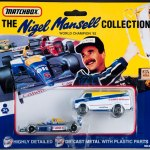 Matchbox The Nigel Mansell Collection : NM-810