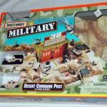 Matchbox 1997 Desert Command Post Playset