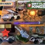 Matchbox 2010 Battle KIngs - Canyon Raid