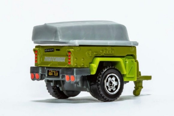 Matchbox MB1076-01 : Trailer Trawler