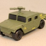 Matchbox MB256-17 : Hummer