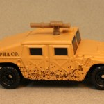 Matchbox MB256-19 : Hummer