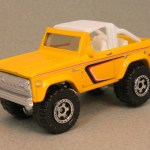 Matchbox MB720-A-07 : 1972 Ford Bronco 4x4