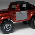 Matchbox MB720-A-10 : 1972 Ford Bronco 4x4