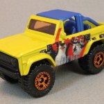 Matchbox MB720-A-20 : 1972 Ford Bronco 4x4