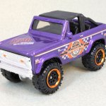 Matchbox MB720-A-22 : 1972 Ford Bronco 4x4