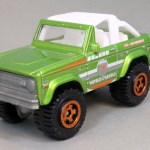 Matchbox MB720-A-23 : 1972 Ford Bronco 4x4