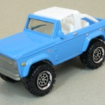 Matchbox MB720-A-28 : 1972 Ford Bronco 4x4