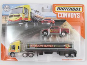Matchbox Convoys 2020 - Dragon Slayer