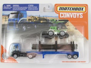 Matchbox Convoys 2020 - Sequioa