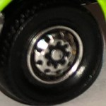 Matchbox Wheels : 9 Dot Centre Star