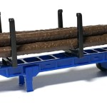 Matchbox MB977-05 : 2013 Ford Cargo Logging Trailer