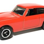 Matchbox MB1213-01 : 1971 MGB Coupe