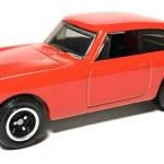 Matchbox MB1213-01 : 1971 MGB Coupe