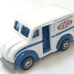 Matchbox MB1222-01 : Divco Milk Truck