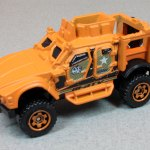 Matchbox MB855-03 : Oshkosh M-ATV