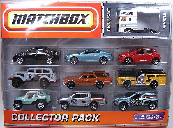 Matchbox 10 Pack : 2010 #11