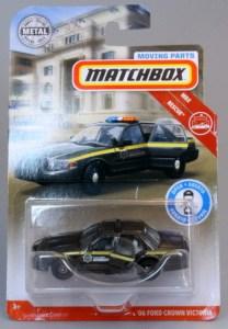 Matchbox MB1140-02 : 2006 Ford Crown Victoria
