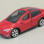 Matchbox MB1142-01 : 2017 Tesla Model X