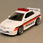 Matchbox MB751-02 : Subaru Impreza Police