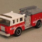 Matchbox MB755-02 : Pierce Dash Fire Engine