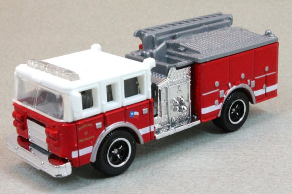 Matchbox MB755-04 : Pierce Dash Fire Engine