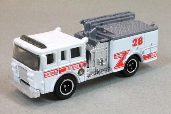 Matchbox MB755-10 : Pierce Dash Fire Engine