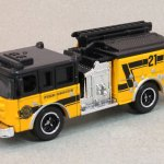 Matchbox MB755-11 : Pierce Dash Fire Engine