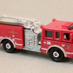 Matchbox MB755-12: Pierce Dash Fire Engine