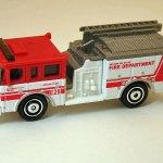 Matchbox MB755-14: Pierce Dash Fire Engine