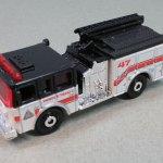 Matchbox MB755-18: Pierce Dash Fire Engine