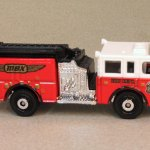 Matchbox MB755-21 : Pierce Dash Fire Engine