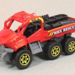 Matchbox MB912-01 : Trail Tracker