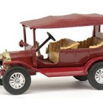 Matchbox Models of Yesteryear : Y01-2-PP01 : 1911 Ford Model 'T' Car