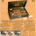 Matchbox Models of Yesteryear : YY60 : Connoisseur Set Advertising