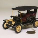 Matchbox Models of Yesteryear : Y01-2-26 : 1911 Ford Model 'T' Car