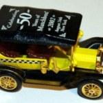 Matchbox Models of Yesteryear : Y01-2-C2-02 : 1911 Ford Model 'T' Car
