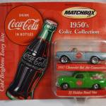 Matchbox Coke Collection - Avon Exclusives 1950s