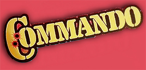Matchbox Commando