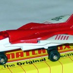 Matchbox MB027-07 : Swing Wing Jet