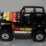 Matchbox MB131-02 : Jeep 4X4